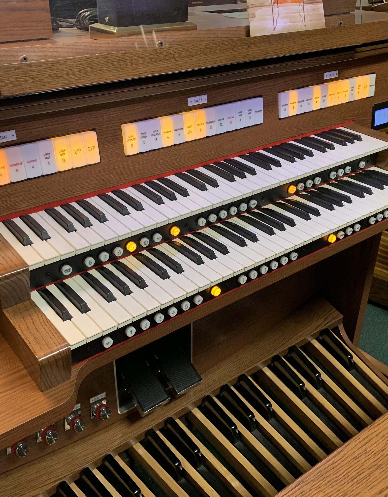 Rodgers Rodgers 569 Classic Series 2 Manual Dgital Organ (Dark Oak)