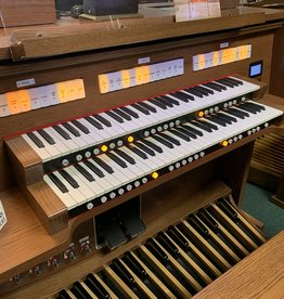 Rodgers Rodgers 569 Classic Series 2 Manual Dgital Organ (Dark Oak)