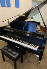 "Baldwin Baldwin BP190 6'3"" Grand Piano (Satin Ebony) (Magic Lid)"