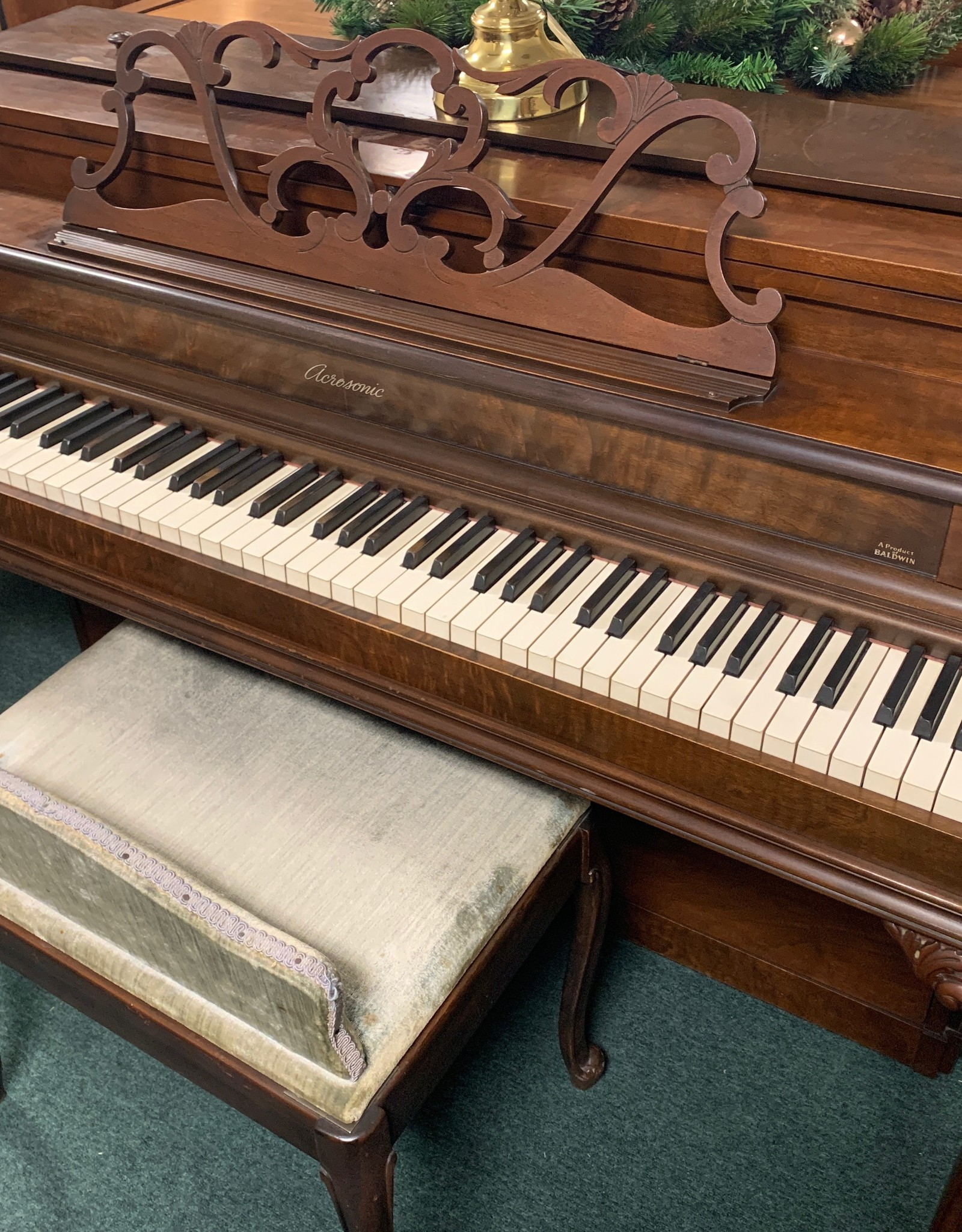 Baldwin Baldwin Acrosonic French Provincial Piano (Pre-Owned)