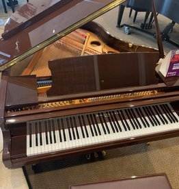 "Hallet Davis & Co. Hallet, Davis and Co HS160 5'3"" Elite Grand Piano (High Polish Dark Walnut)"