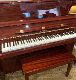 "Knabe Wm. Knabe WV 118 H 47""Professional Upright Vertical Piano (High Polished Mahogany)"