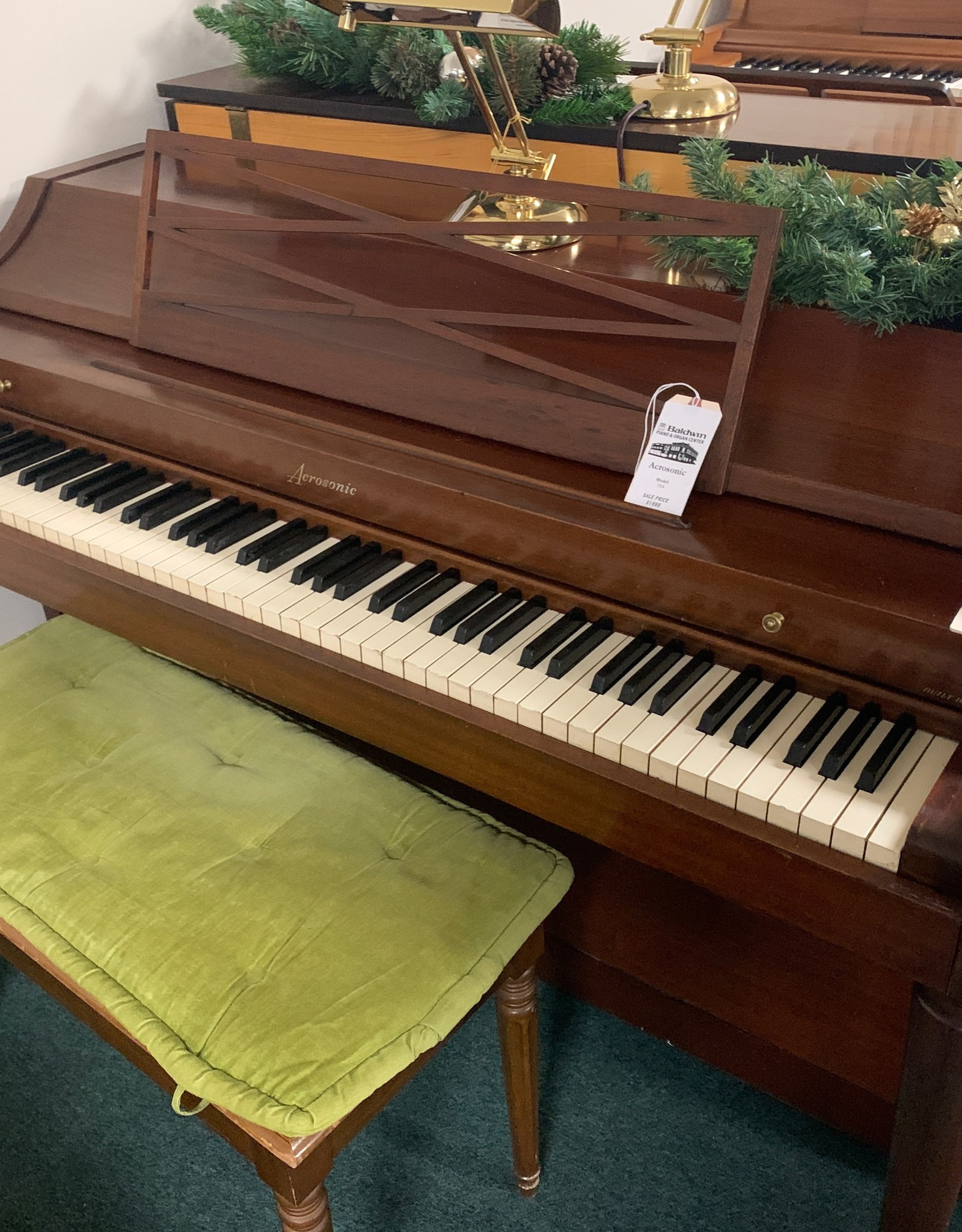 "Baldwin Baldwin Acrosonic 994 36"" Vertical Piano (Walnut) (pre-owned)"