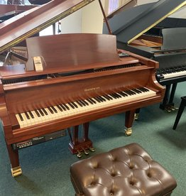 """Baldwin Baldwin """"Model R"""" 5'8"""" Grand Piano With ConcertMaster Player(Walnut) (pre-owned)"""