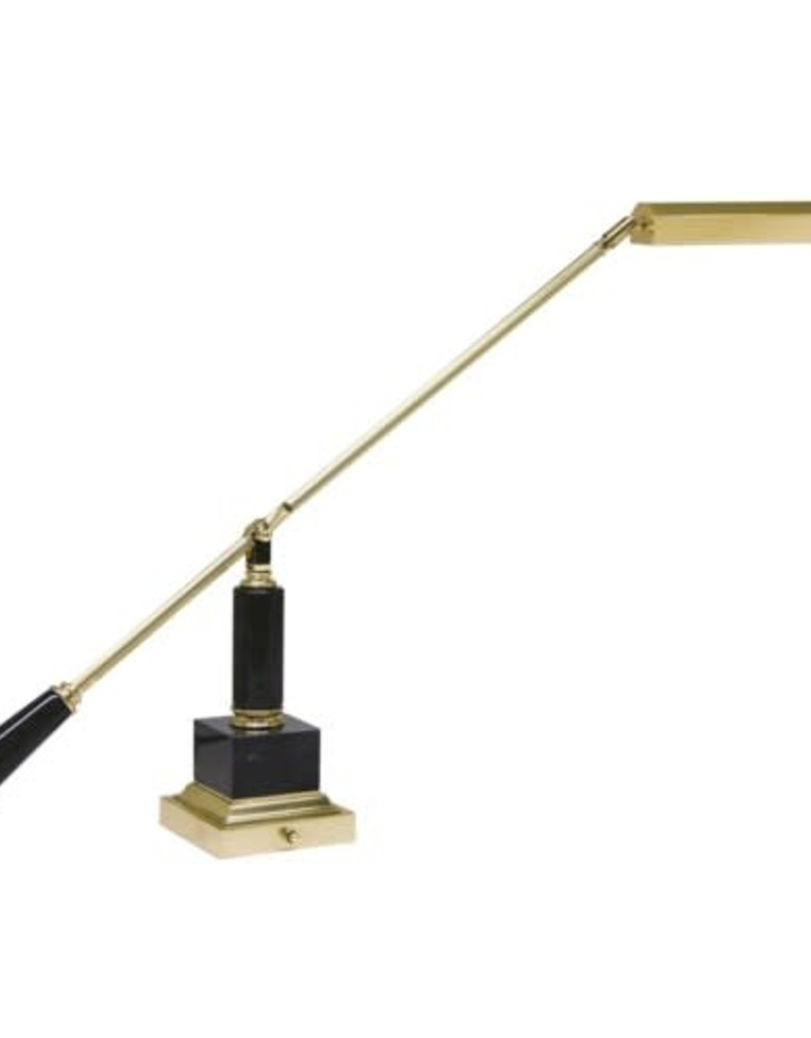 House of Troy House of Troy Lamp - PS10-190-M Polished Brass and Black Marble