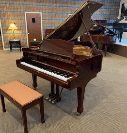 Knabe WM Knabe WG-61 6'1 Grand Piano (High Polish Walnut)