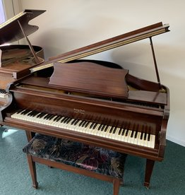 George Steck George Steck Baby Grand (Mahagony)(Pre-Owned)