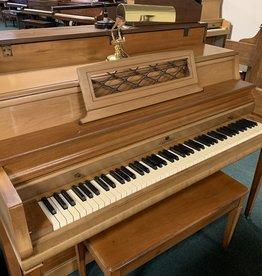 "Kimball Kimball ""Pecan"" Vertical Piano (Pre-Owned)"