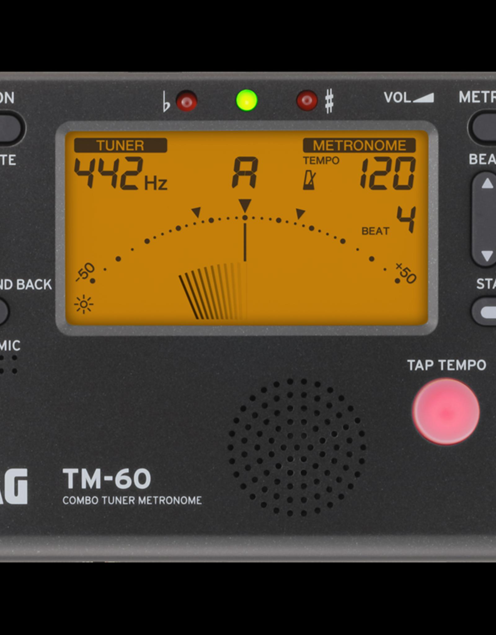 Korg Korg TM-60 Digital Metronome/Tuner