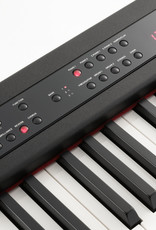 Korg Korg D1 Portable Stage Piano (w/Stand+Bench)(Black)