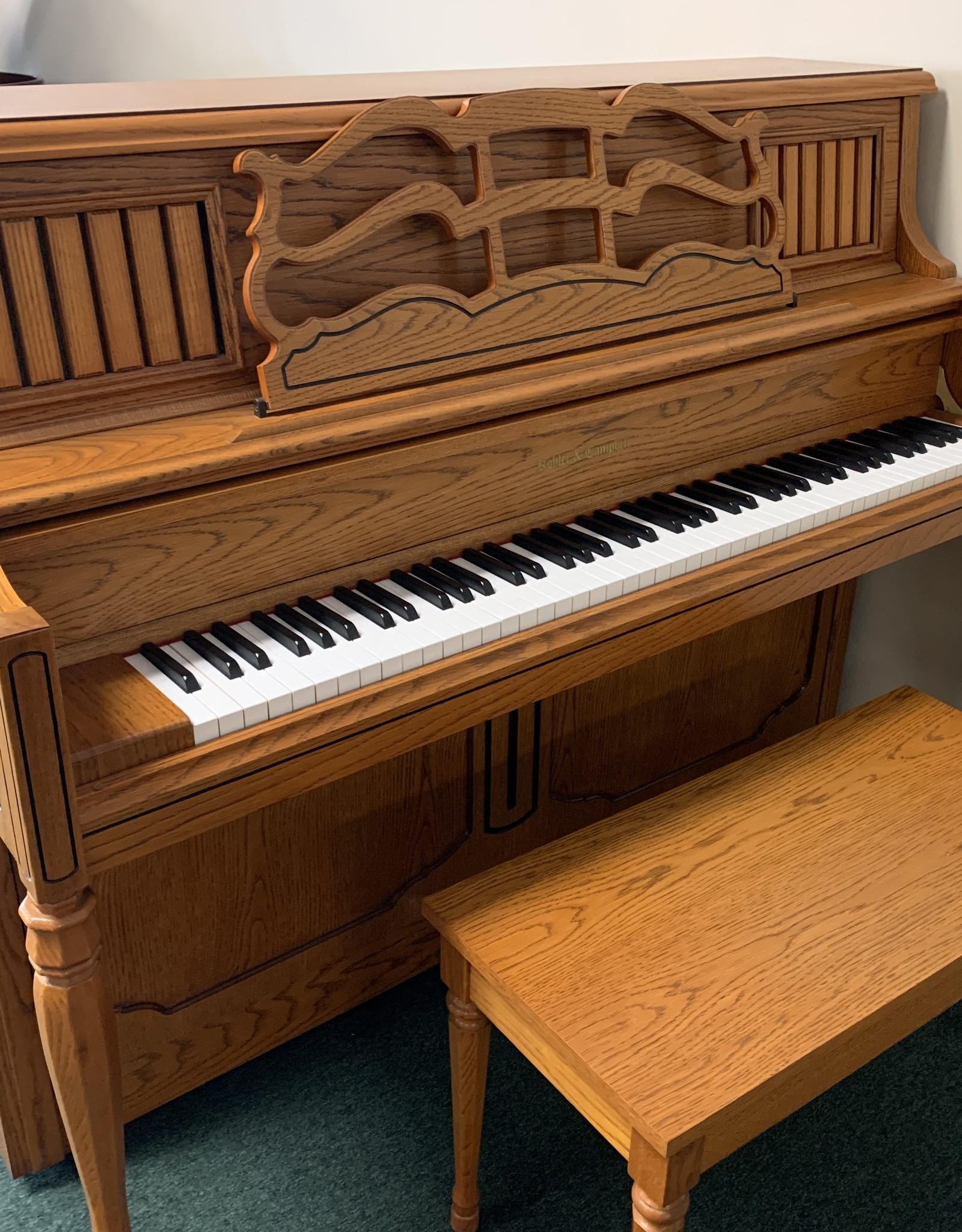Kohler & Campbell Kohler & Campbell KC-118 Console Piano (Pre-owned)