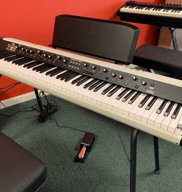 Korg KORG SV-288S Vintage-Style Stage Piano - W/SV1 Stand and Bench - White