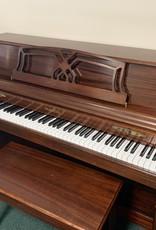 Wurlitzer Wurlitzer Console Piano (Mahogany)