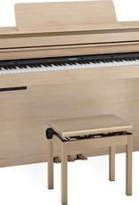 Roland Roland HP-704 Digital Piano (Light Oak)