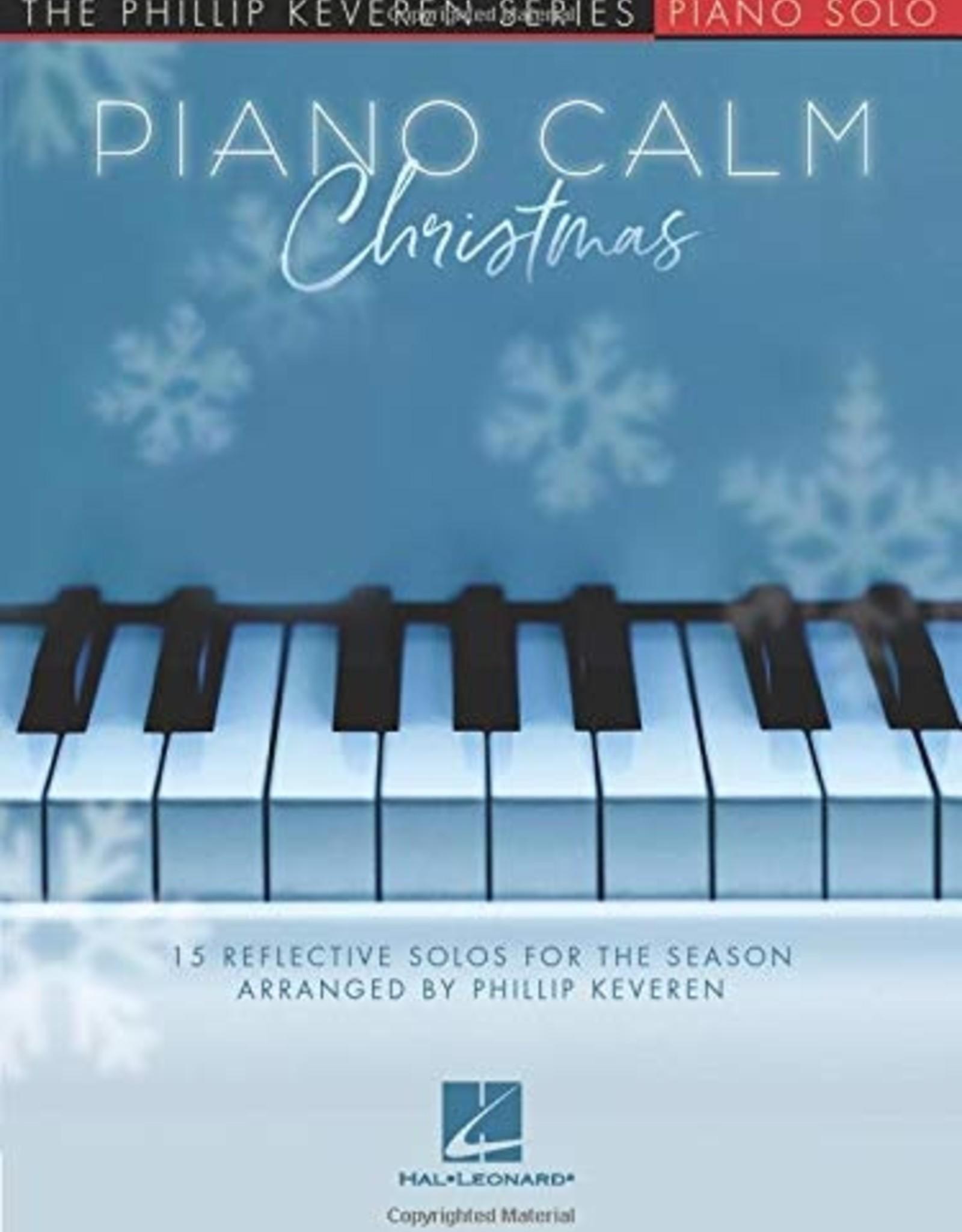 Piano Calm Christmas - The Phillip Keveren Series