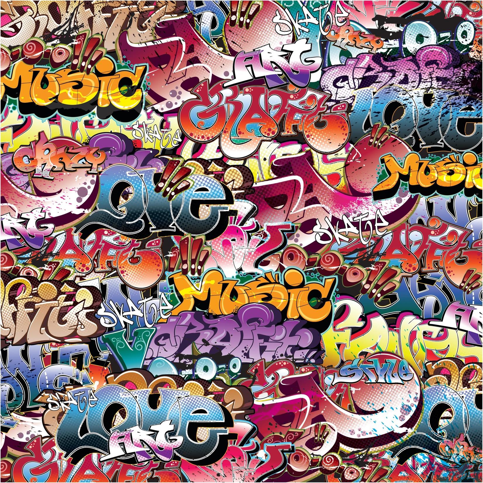 TVD Graffiti