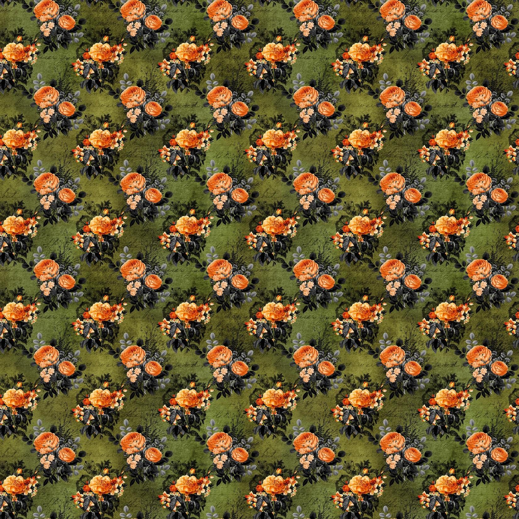 TVD Halloween Flowers