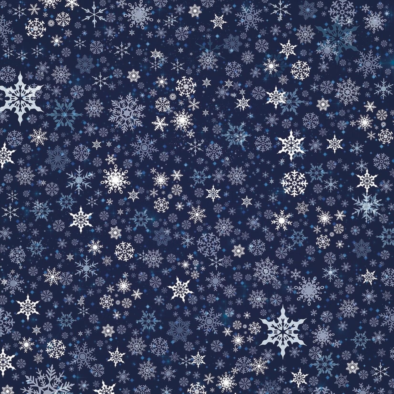TVD Snowflakes