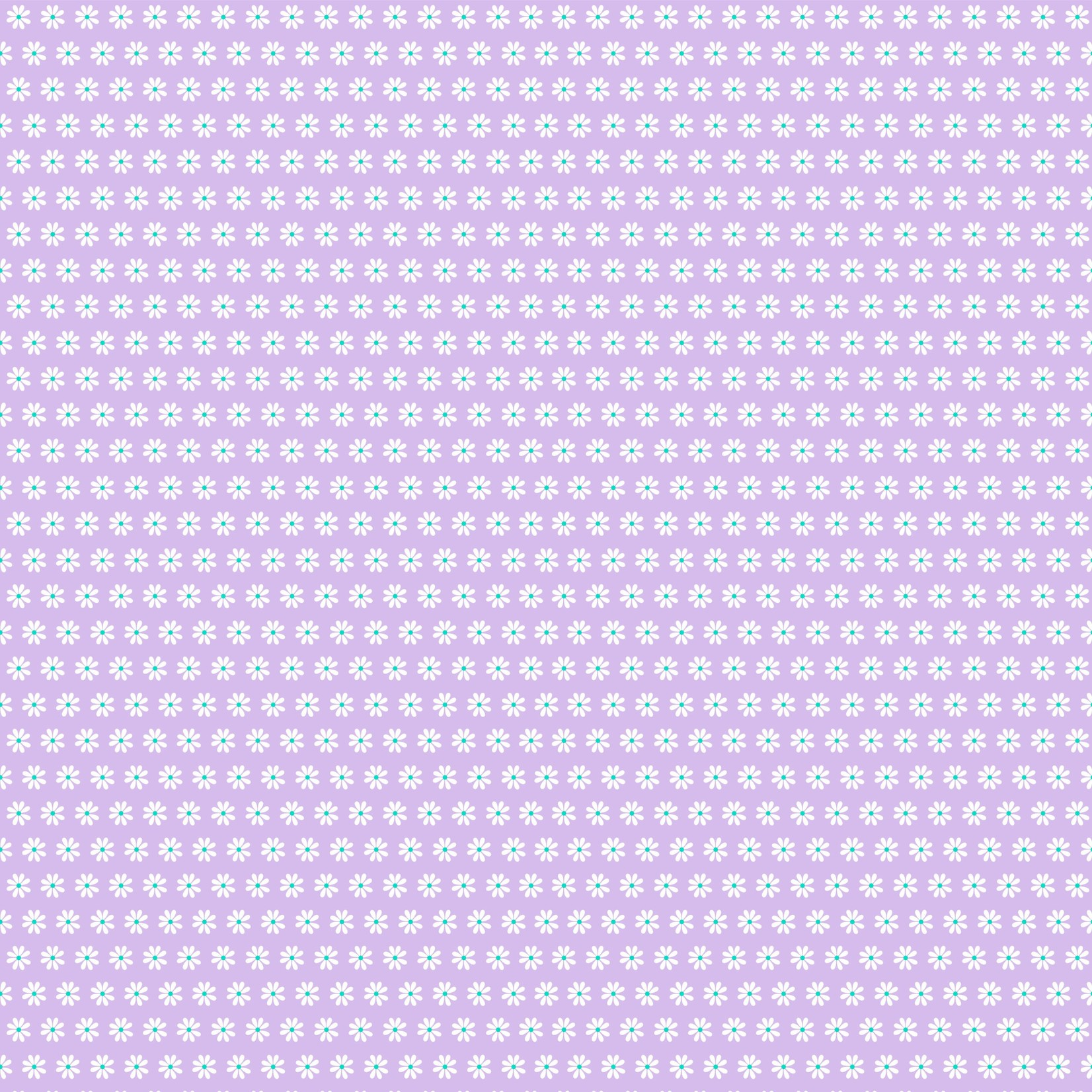 TVD Daisies Purple