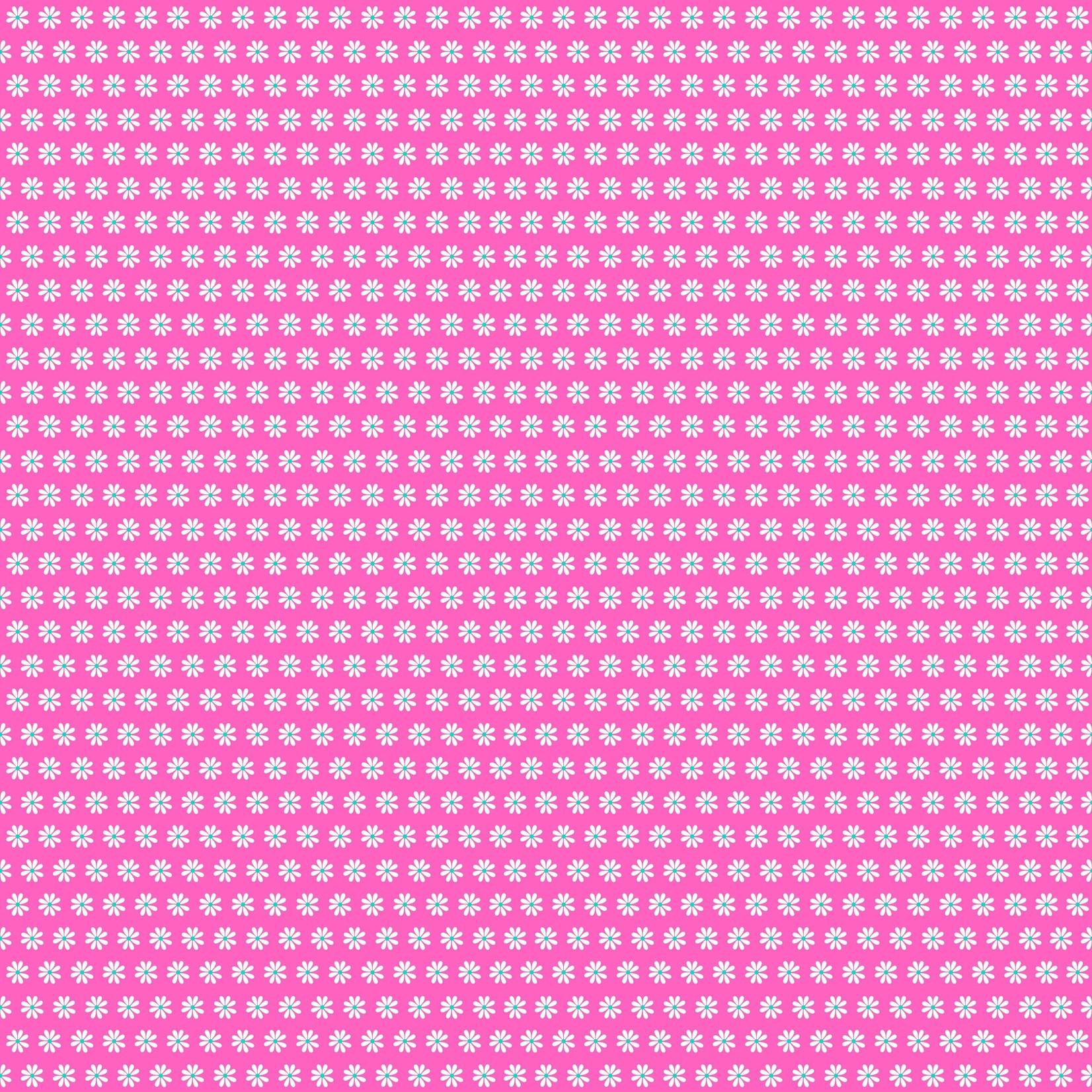 TVD Daisies Pink