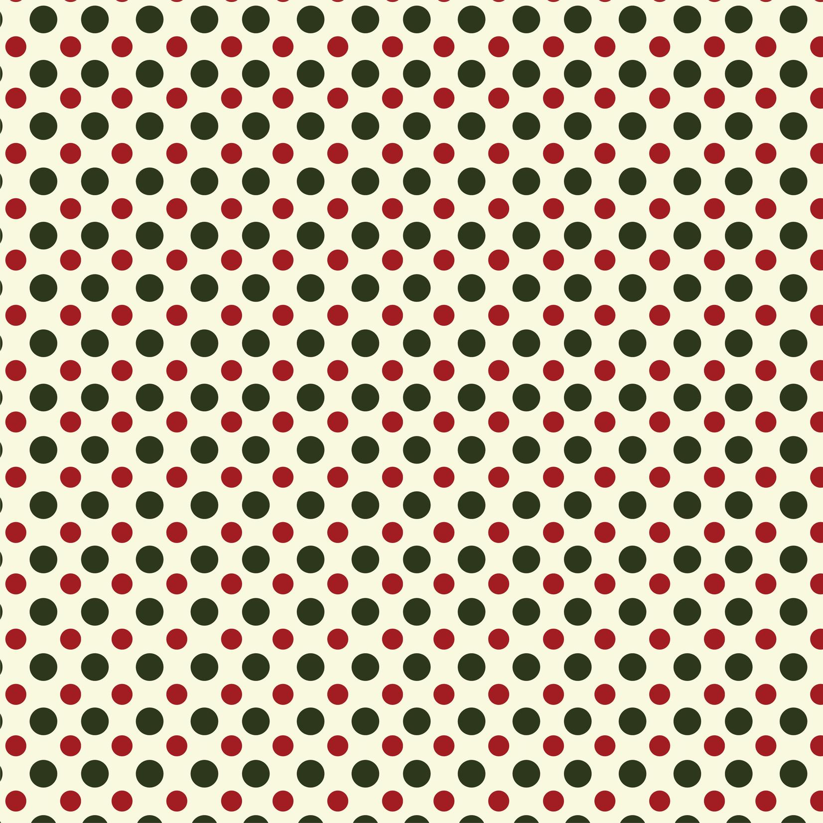 TVD Christmas Dots