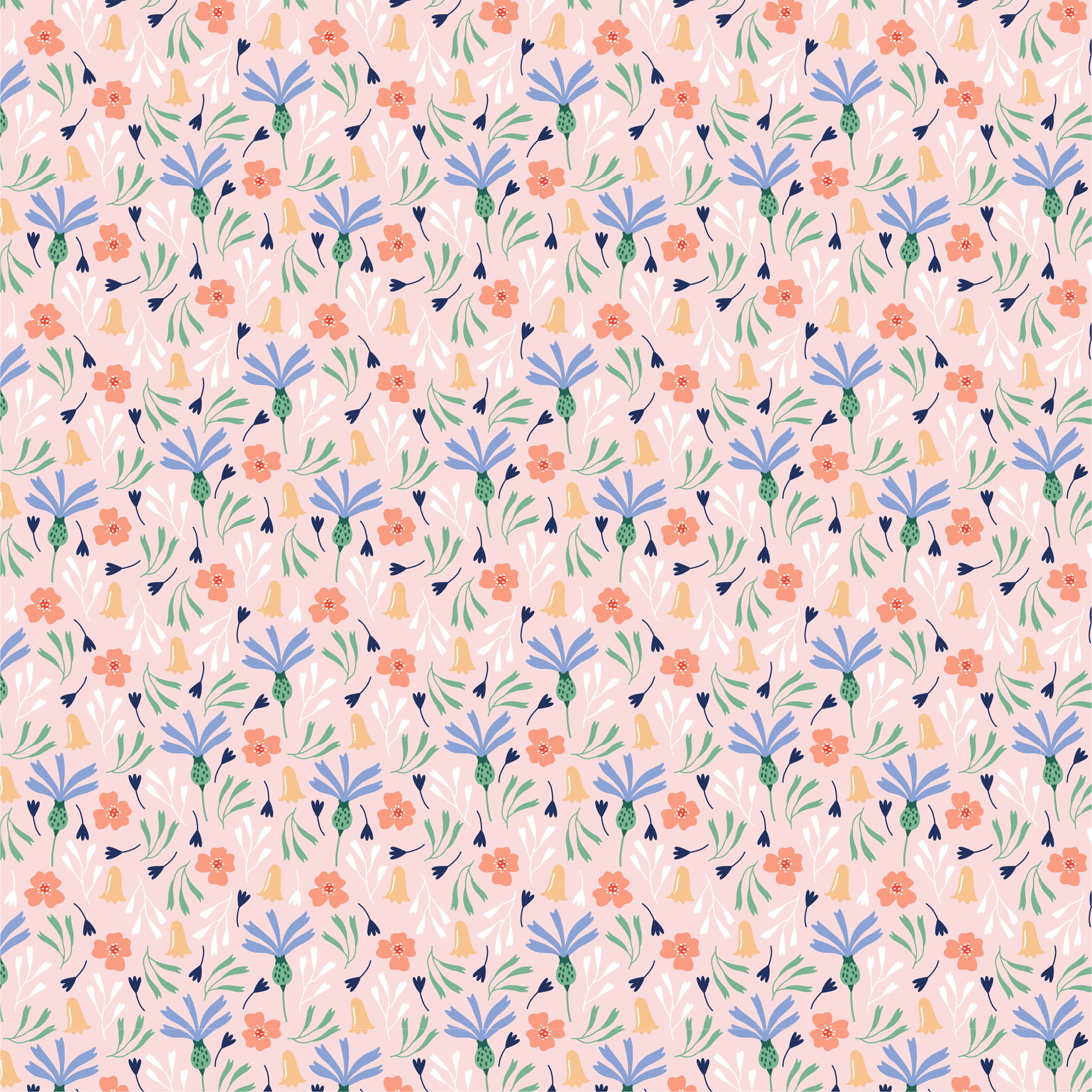 TVD Spring Wildflowers
