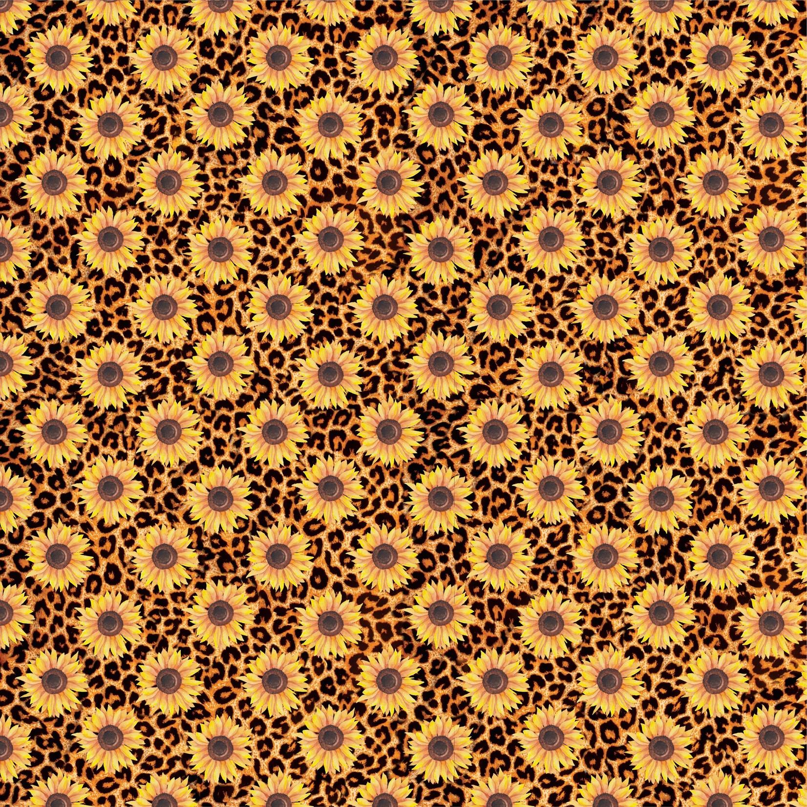 TVD Sunflower/Leopard