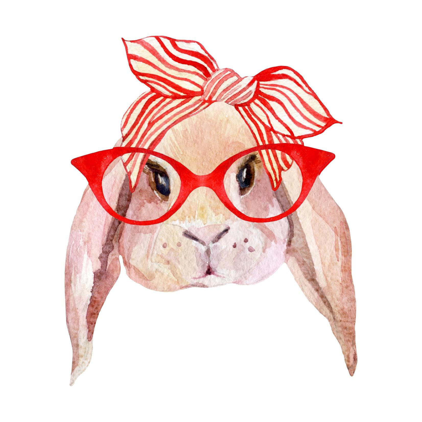 Bunny Girl Transfer