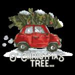 O' Christmas Tree Car Transfer