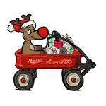 TVD Rudolph in a Wagon Transfer