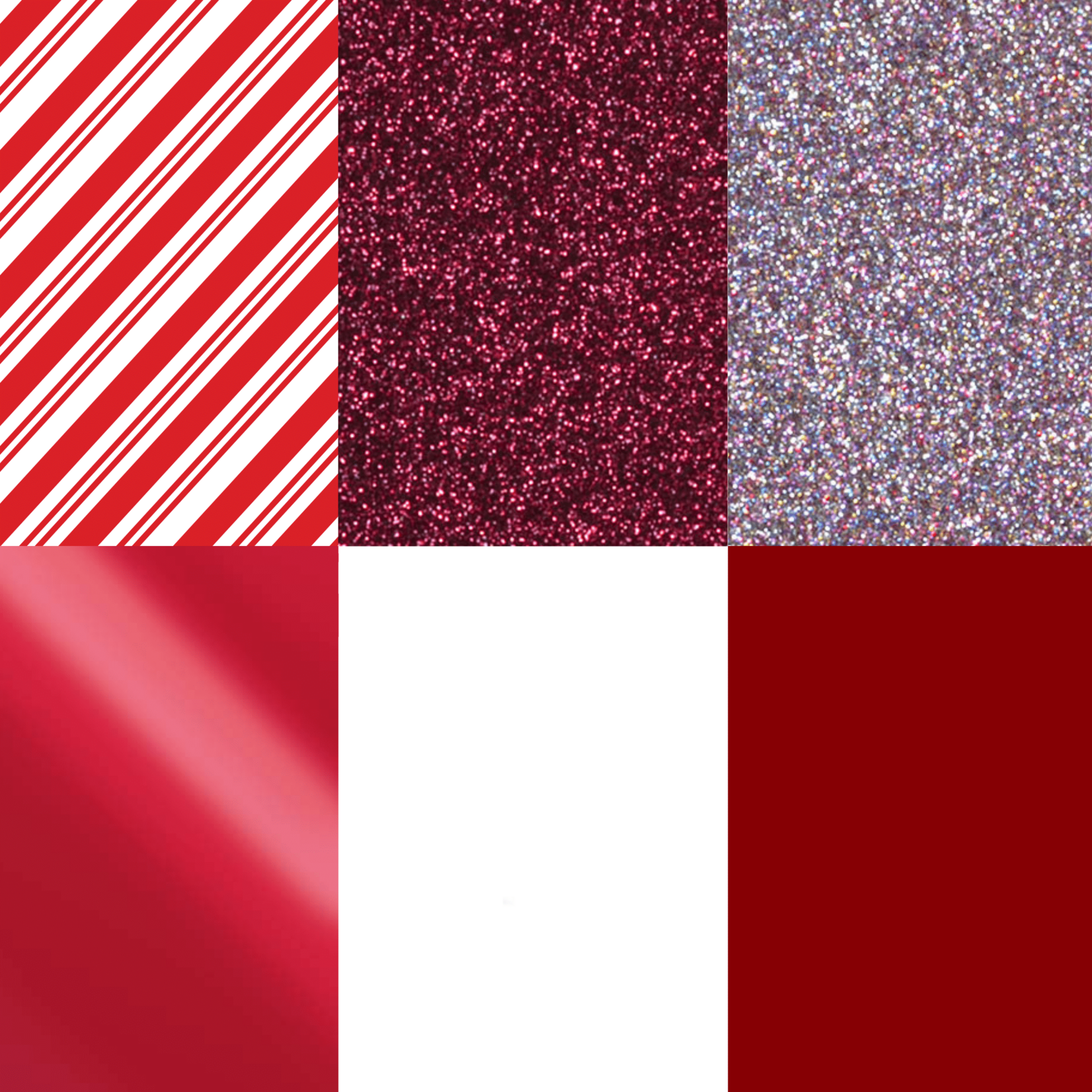 HTV Pack Candy Cane Stripes