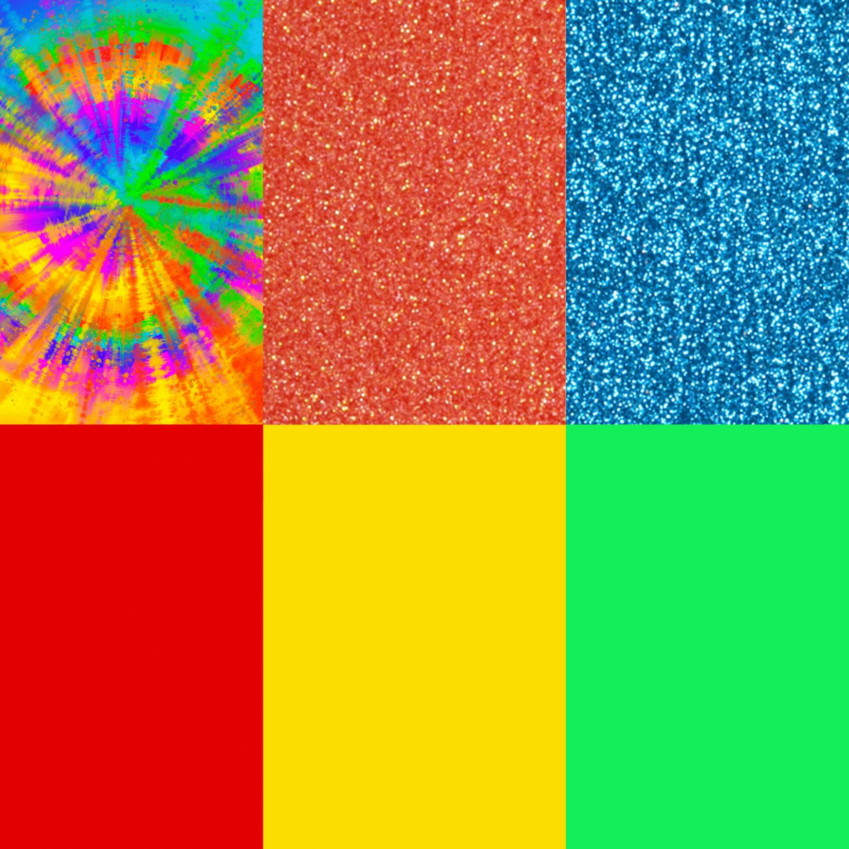 HTV Pack Tie Dye
