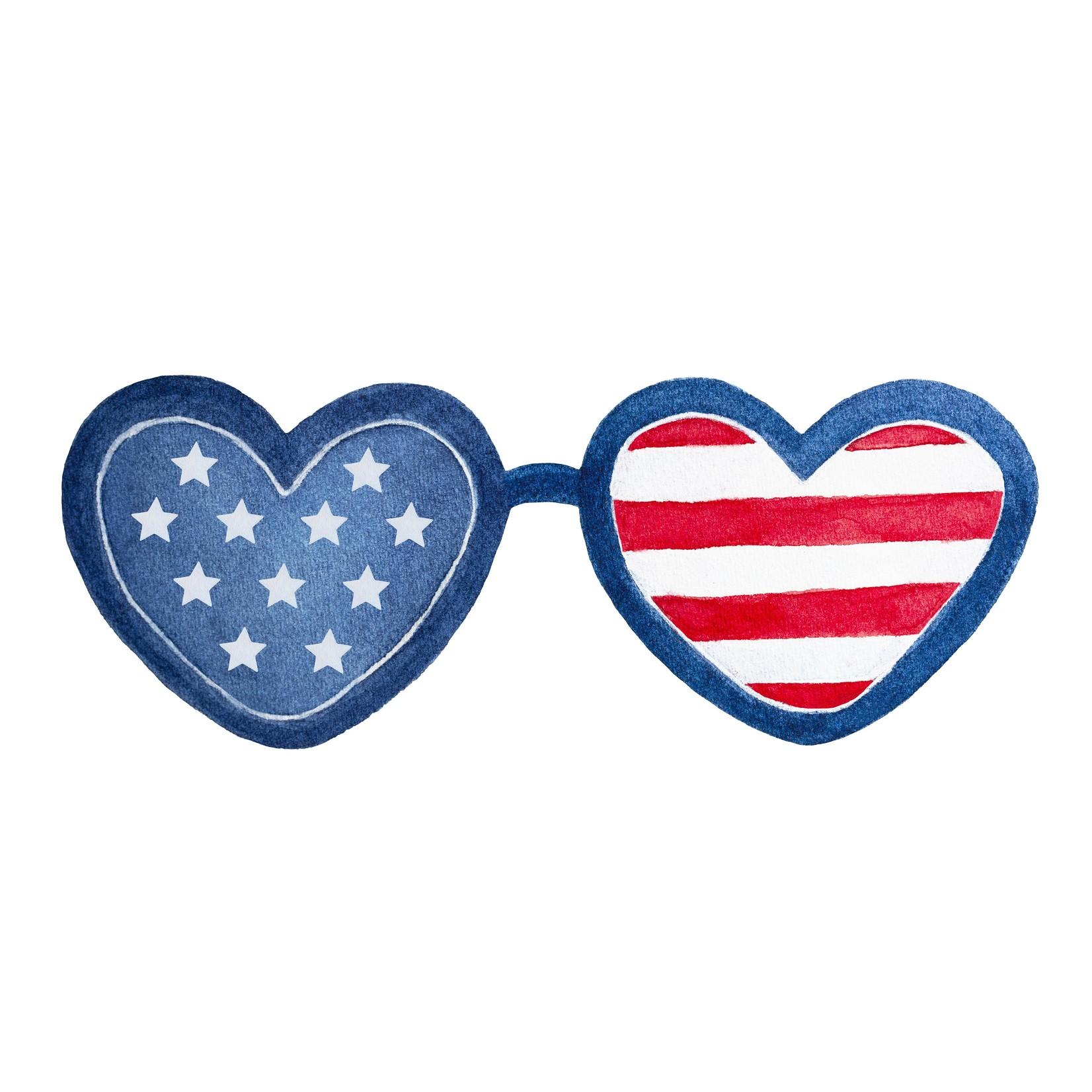 TVD American Watercolor Glasses