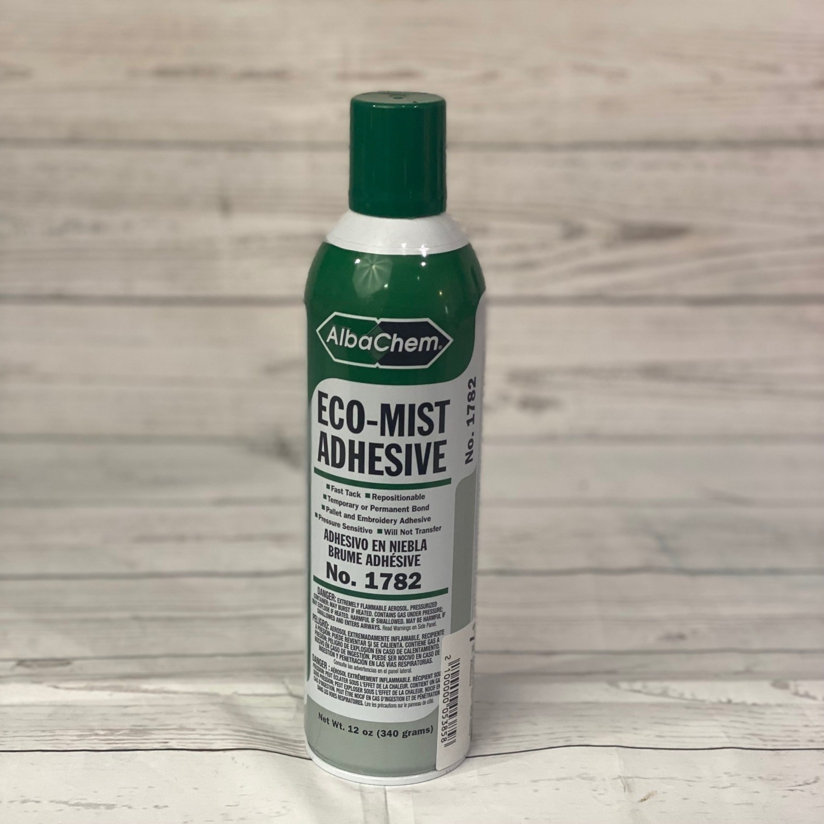 AlbaChem AlbaChem Eco-Mist Spray Adhesive