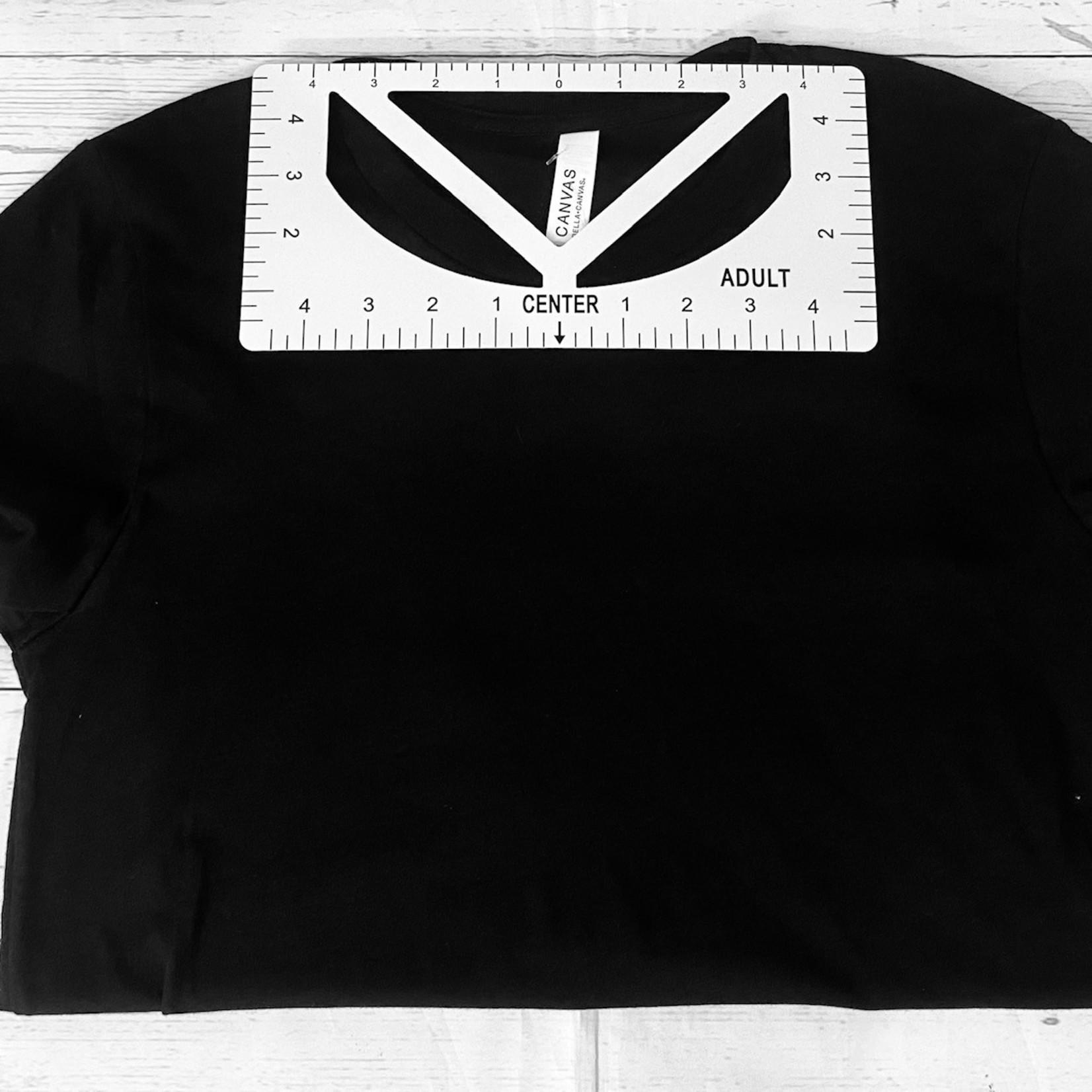 T-Shirt Alignment Ruler (Set of 4)