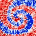 TVD American Tie Dye