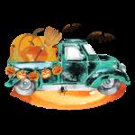 TVD Halloween Truck