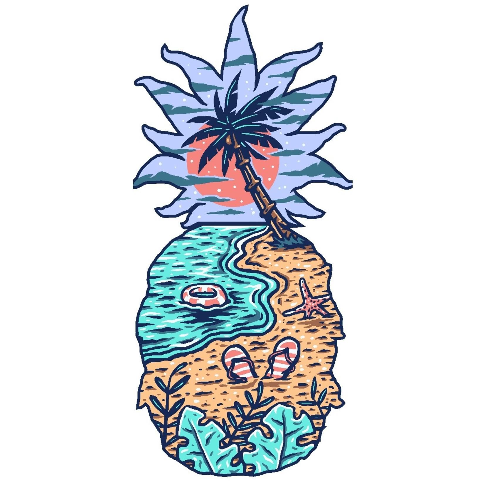 Beach Pineapple Transfer