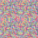 TVD Watercolor Rainbow Pixels