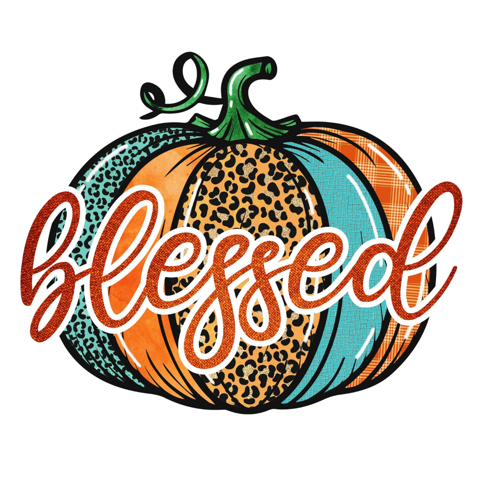 TVD Blessed Pumpkin