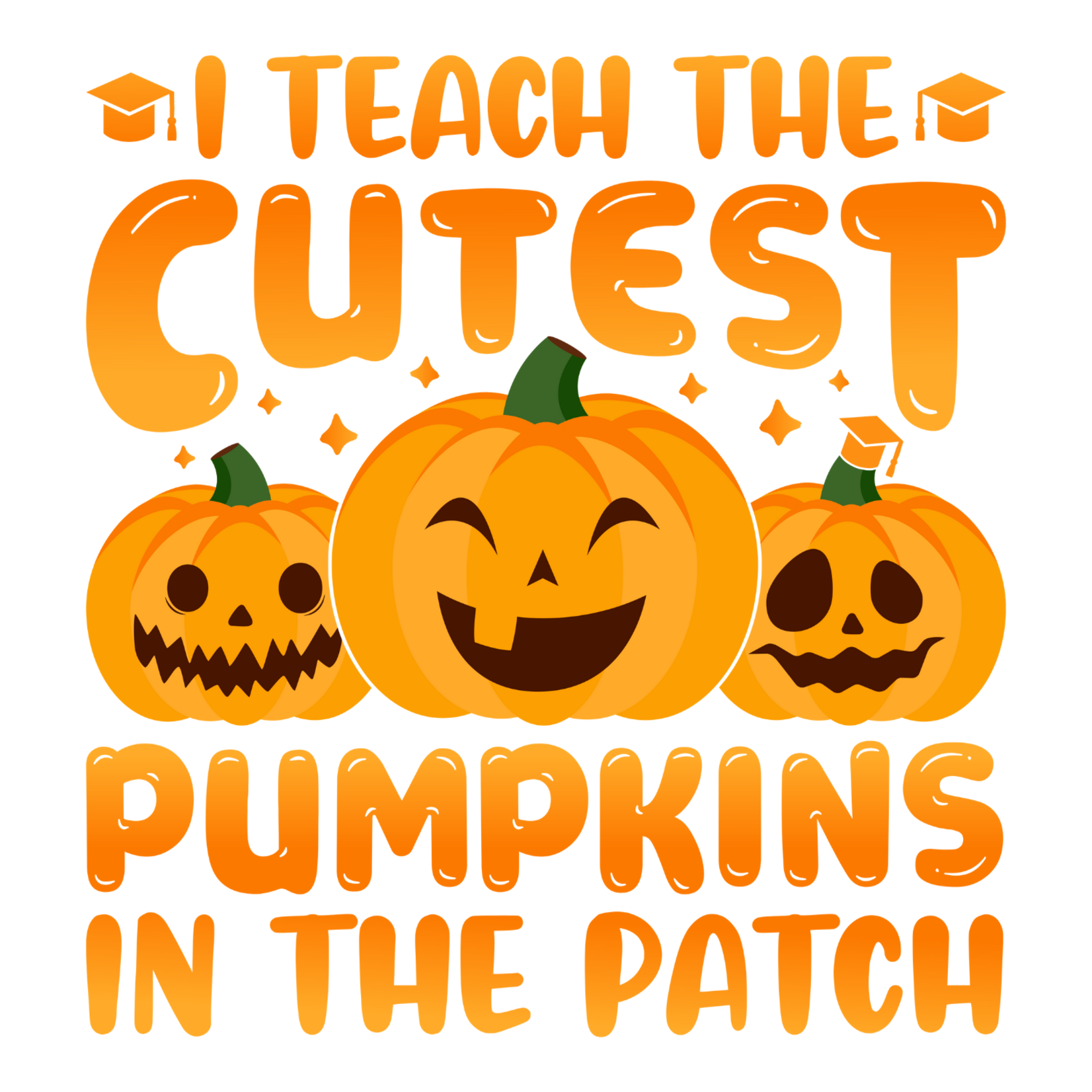 TVD Cutest Pumpkins In The Patch Transfer