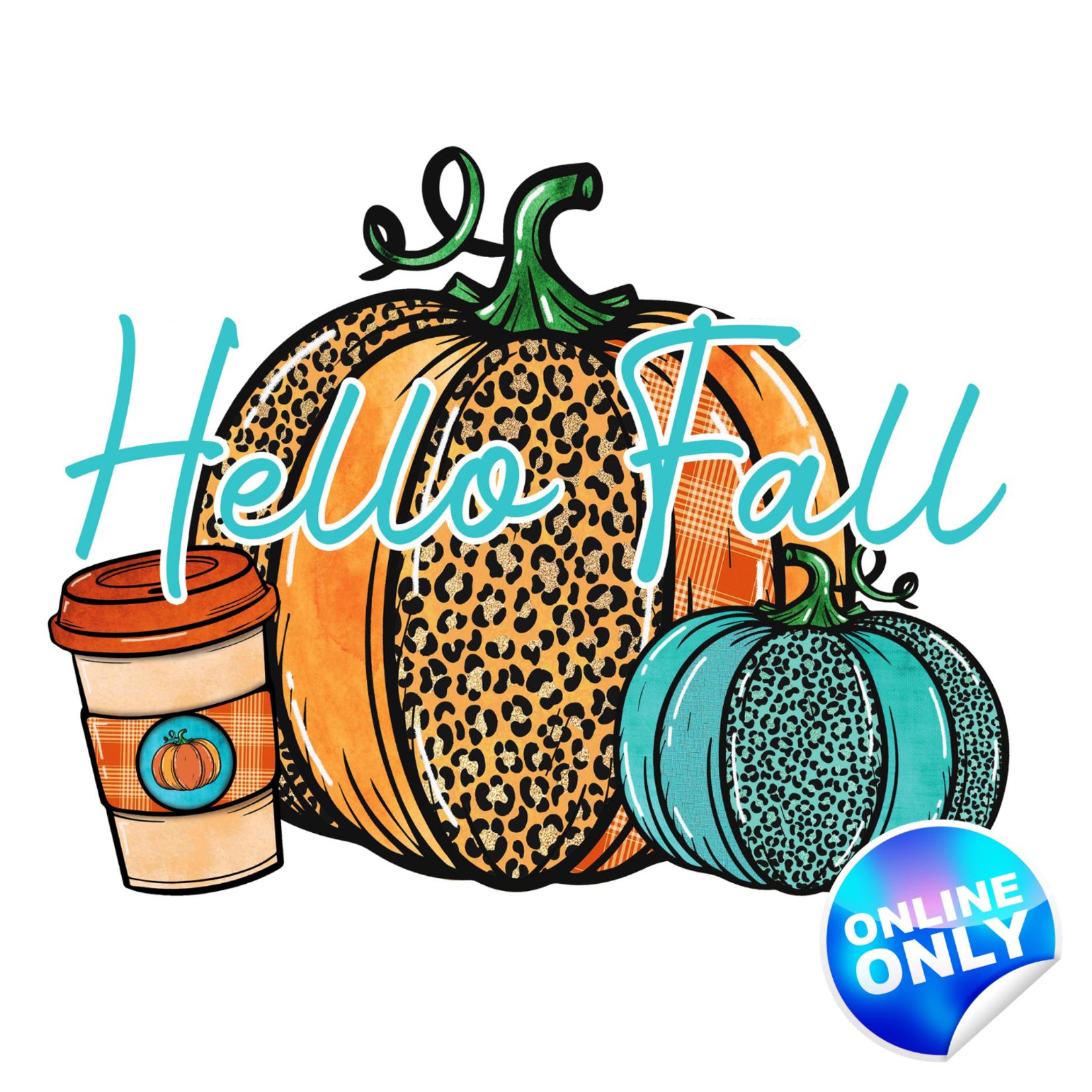 TVD Hello Fall