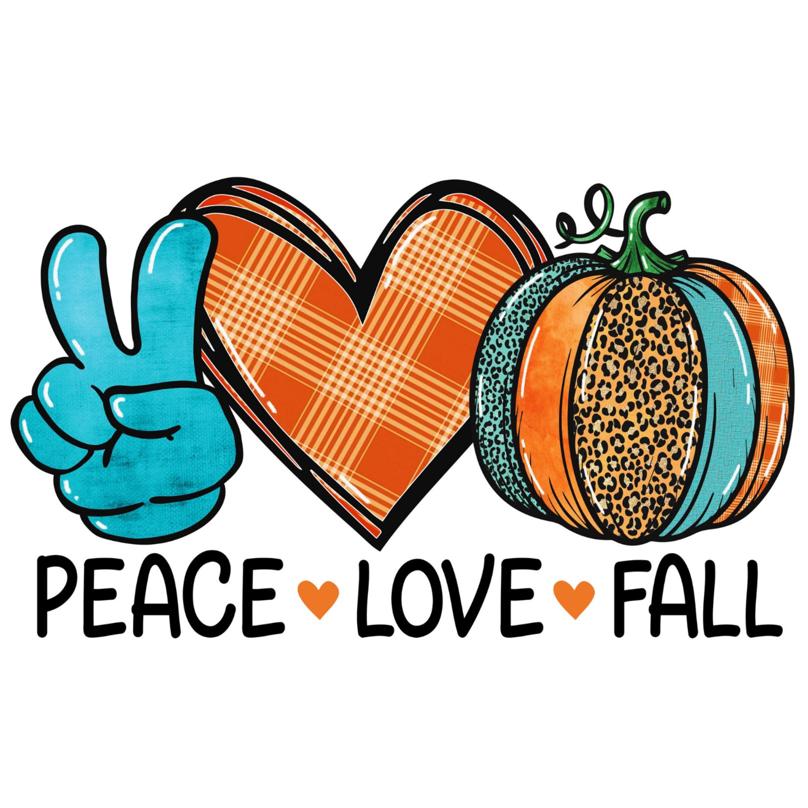 TVD Peace Love Fall