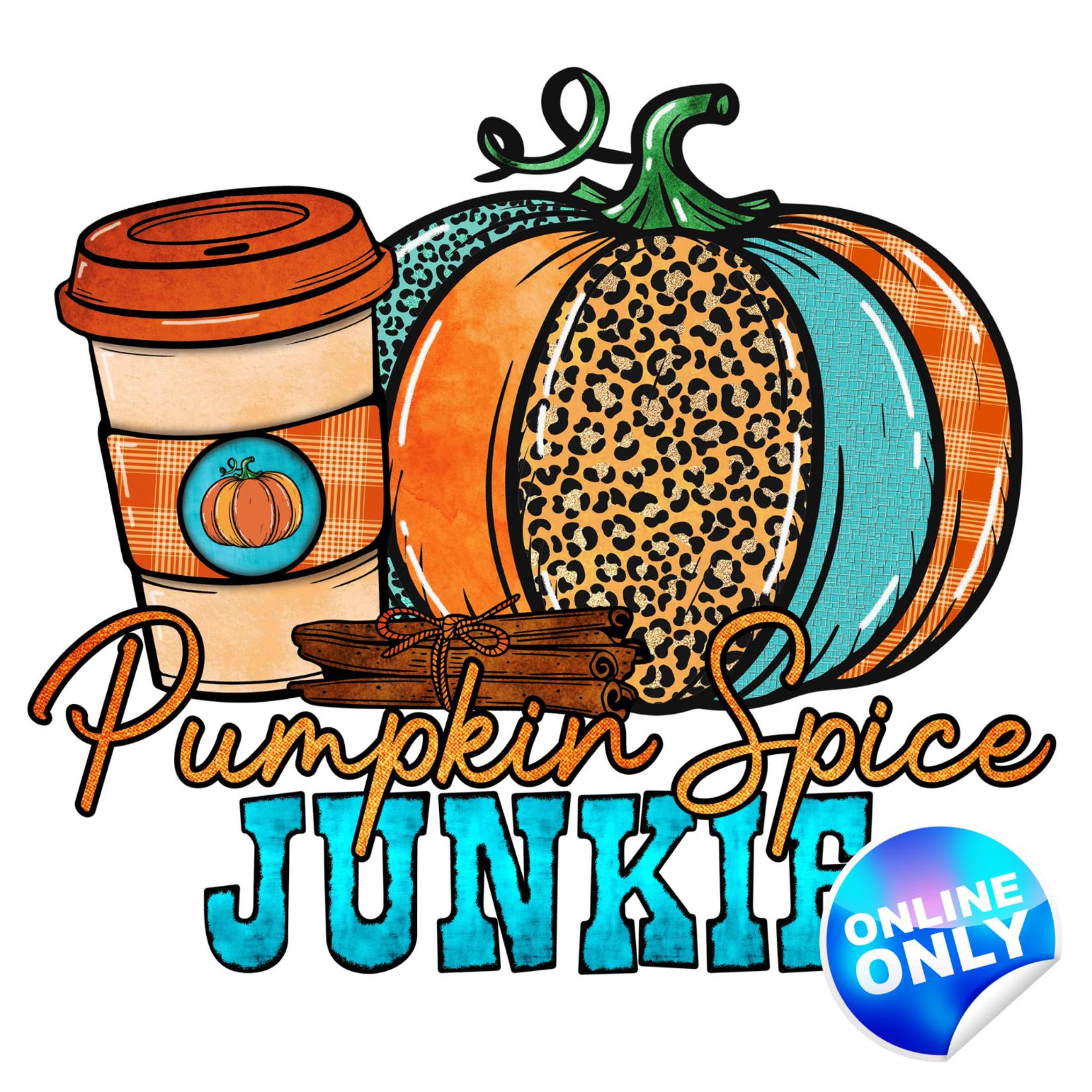 TVD Pumpkin Spice Junkie