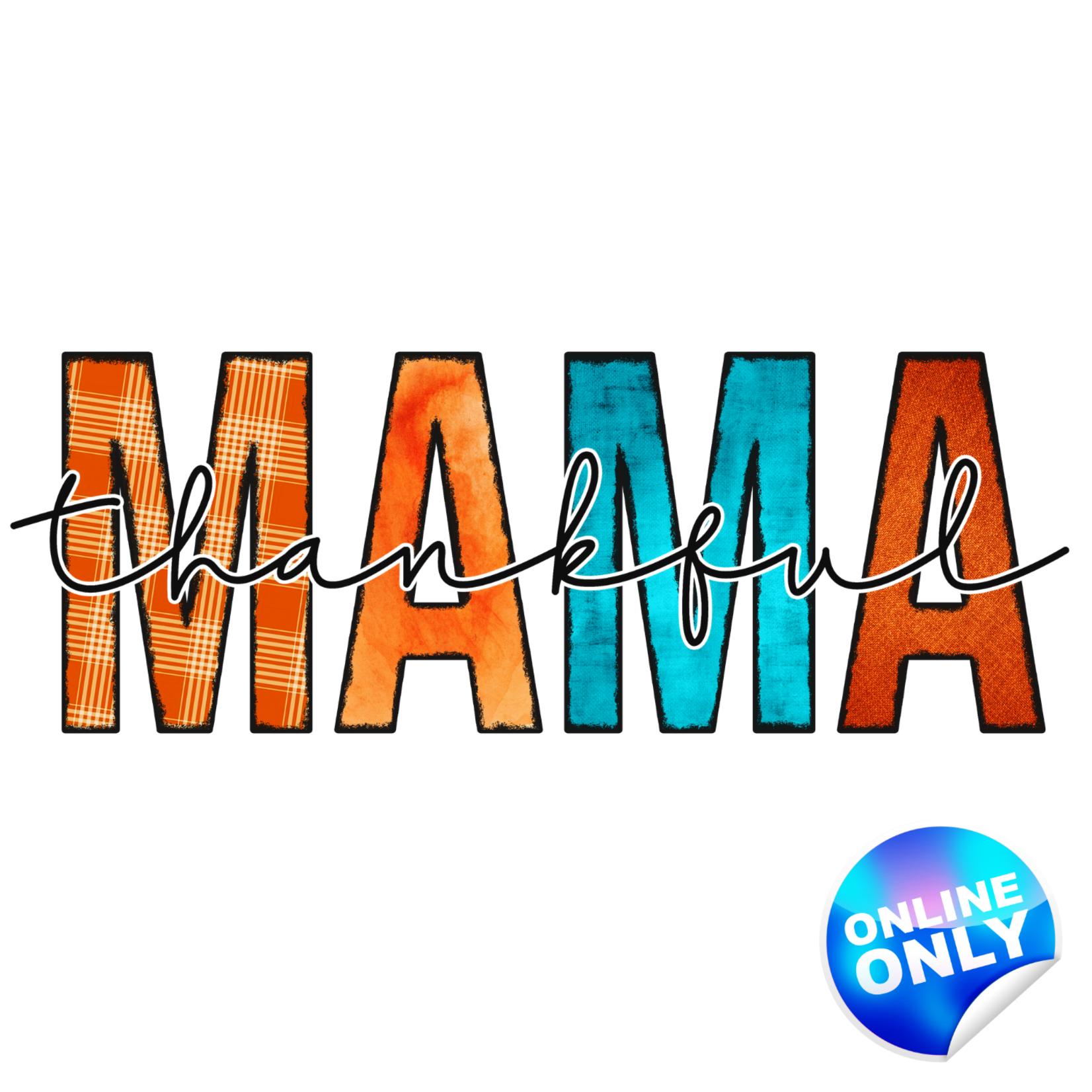 TVD Thankful Mama