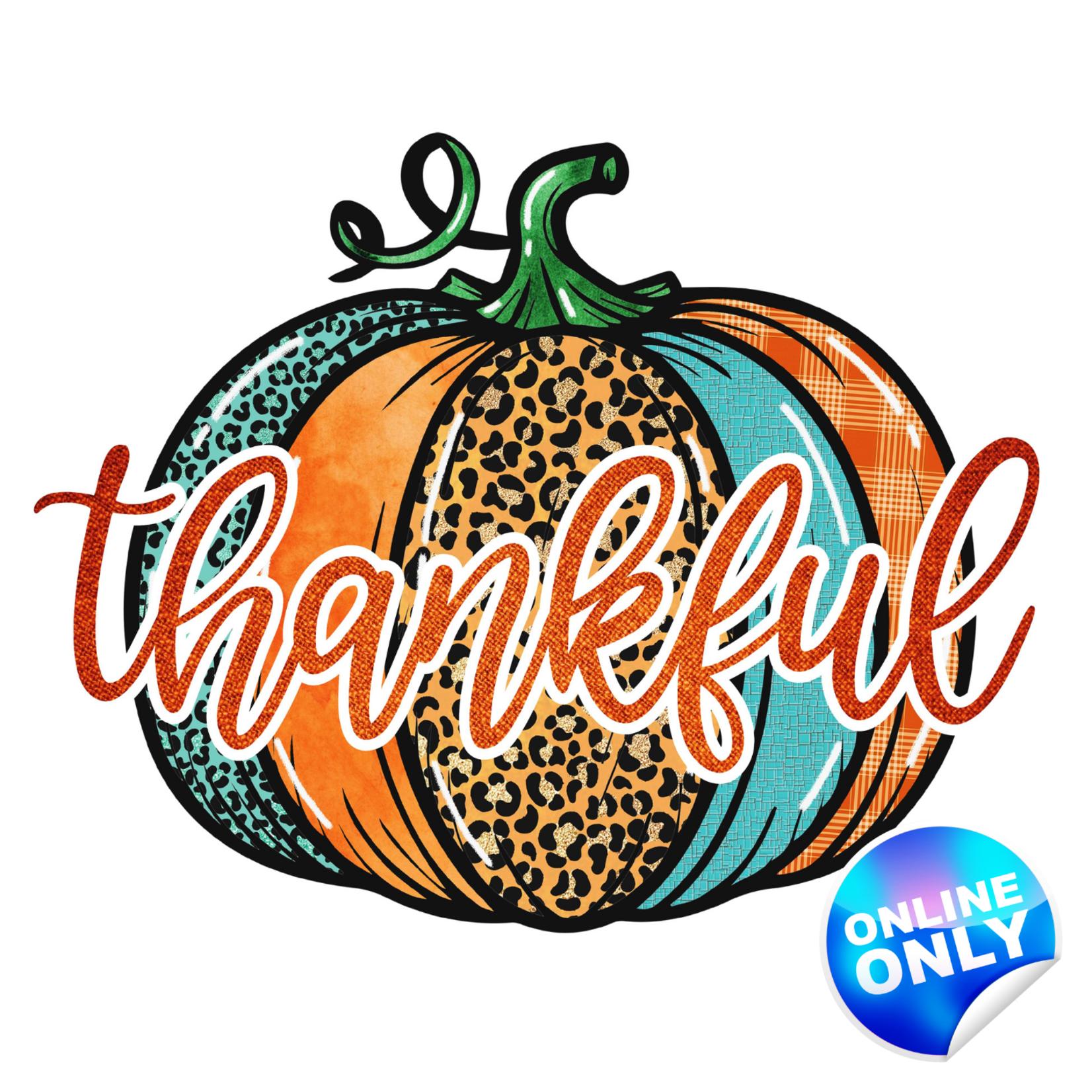 TVD Thankful Pumpkin