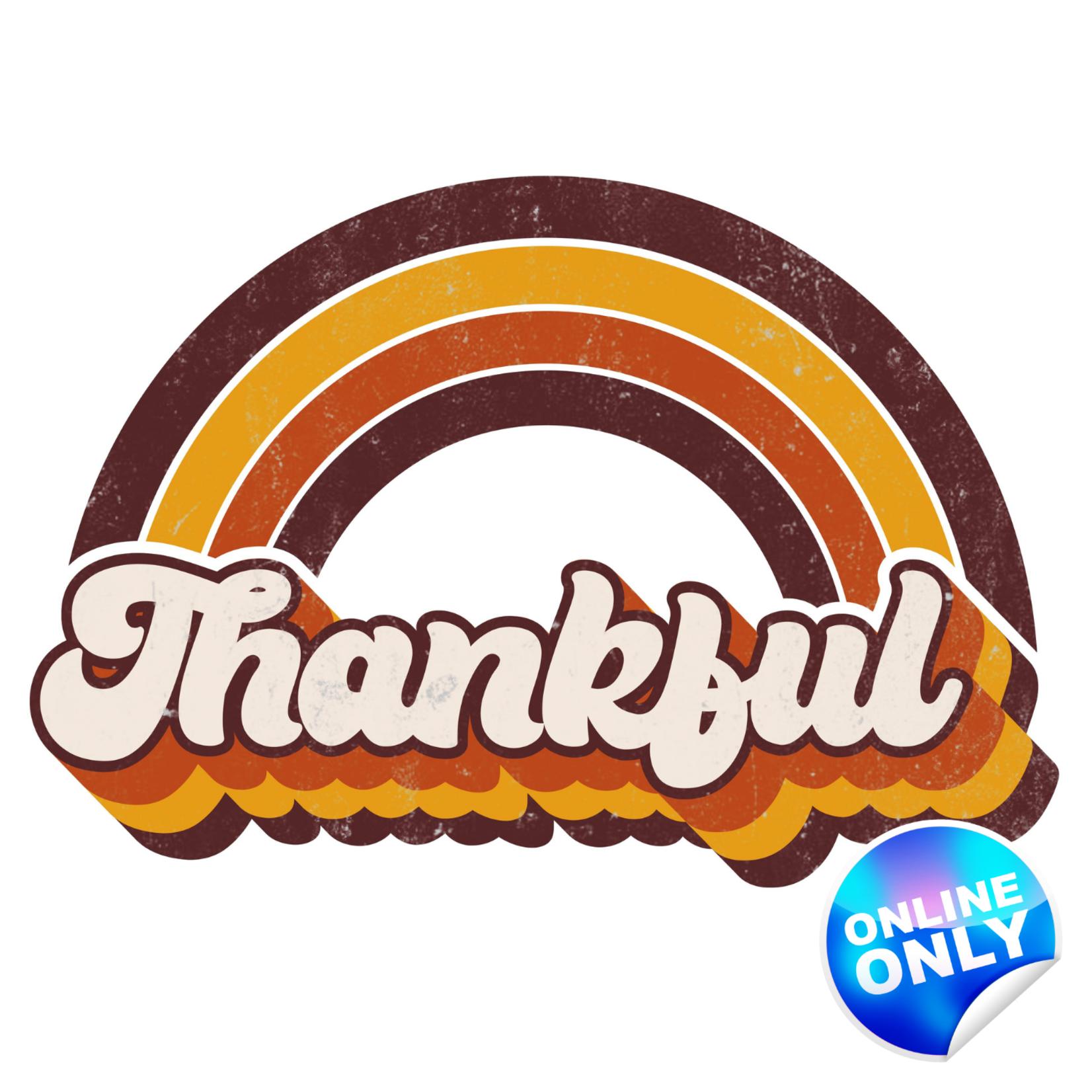 TVD Thankful Retro