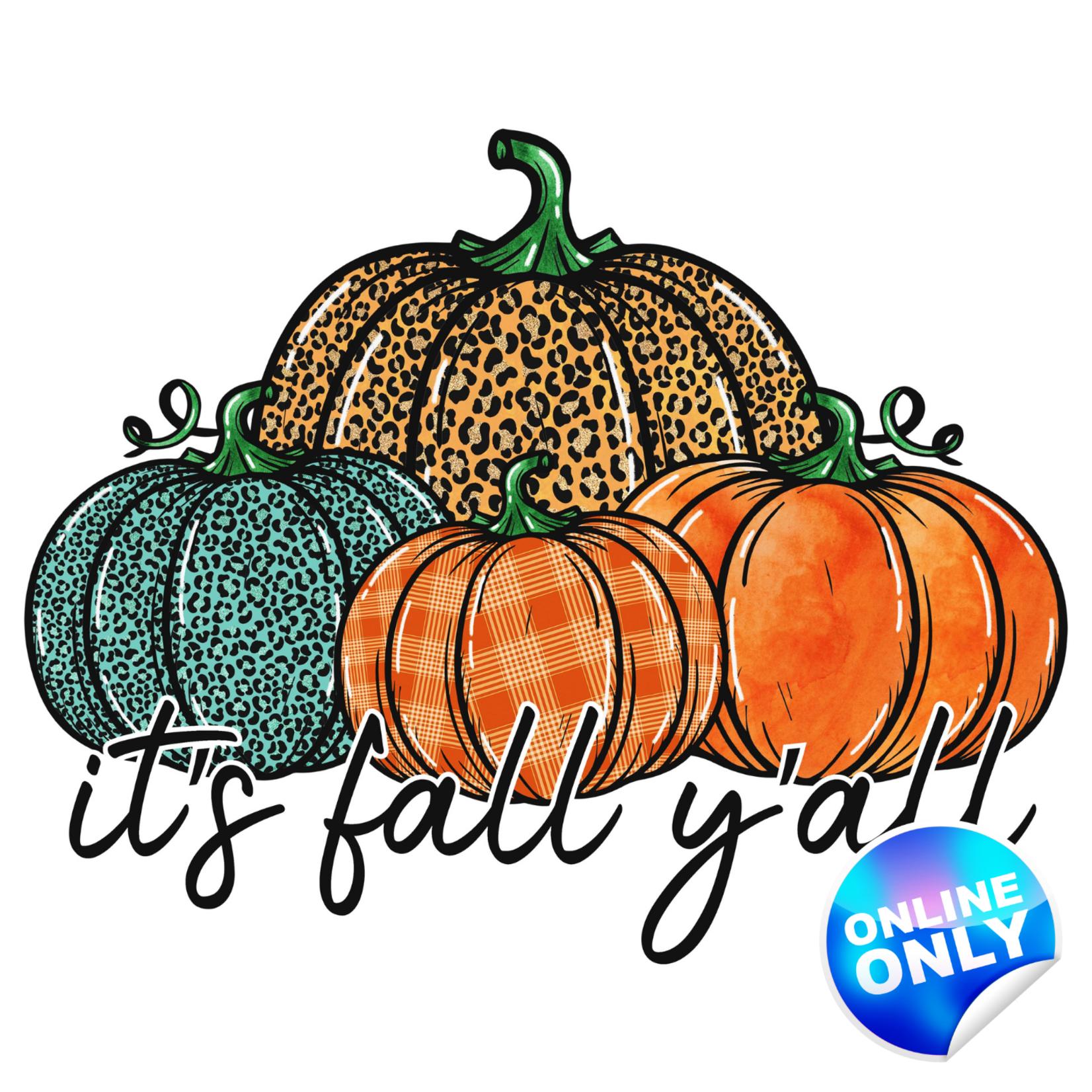 TVD It's Fall Y'all