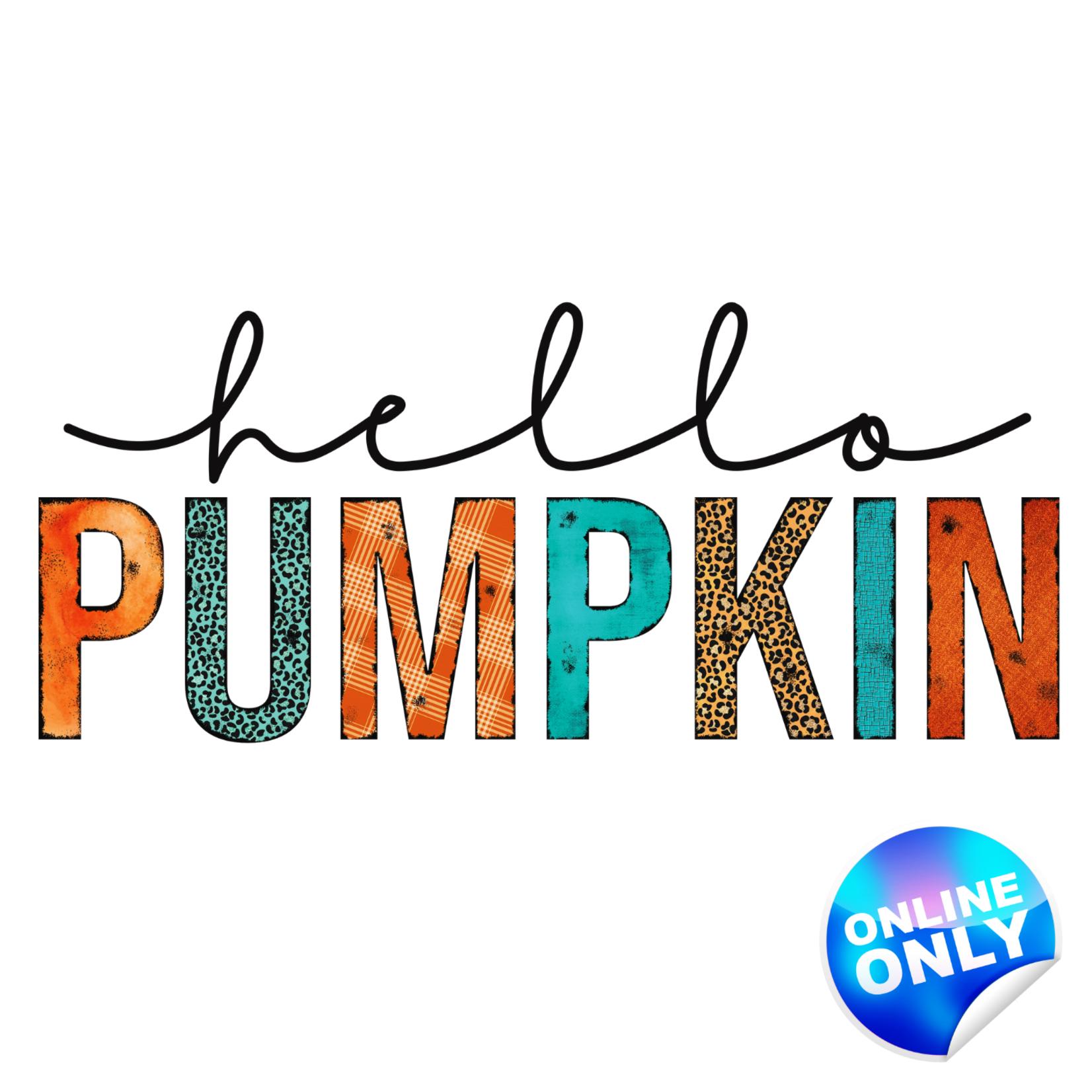 TVD Hello Pumpkin