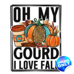 TVD Oh My Gourd